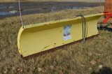 Snow Wolf Ultra Series Snow Plow for Skid Steer, 10'