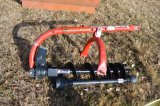 Field Master Post Hole Ddigger, 3 Pt., like new