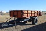 Farmhand 440 Manure Spreader, Good Floor, New Drive Shaft
