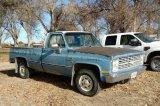 1984 Chevy 3/4T Pickup