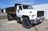 1982 Ford Dump Truck