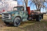 1968 Chevy Grain Truck