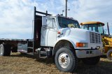 1998 International 4900 Utility Truck