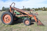 Oliver 88 Tractor