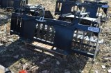 75 inch Skeleton Grapple with 4 inch Tine spacing