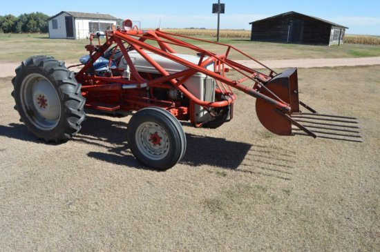 Ford 8N Tractor w/ Loader,