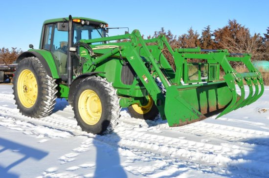 2004 JD 7420 Tractor
