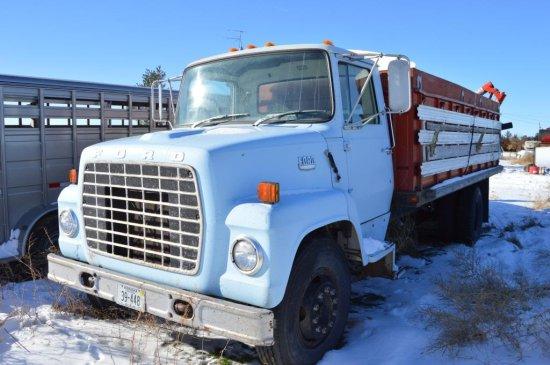 1978 Ford LN 700 Truck