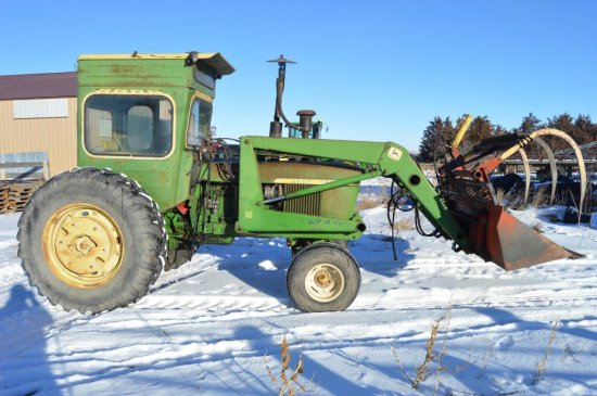 JD 4010 D Tractor