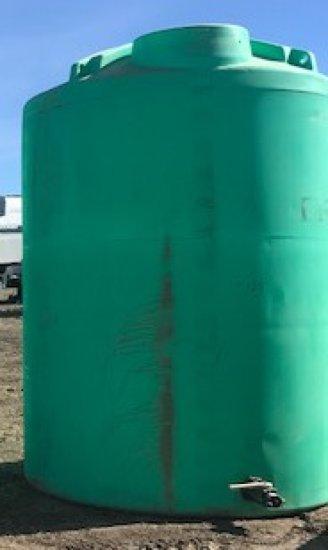 3,000 Gal Fertilizer Tank - green