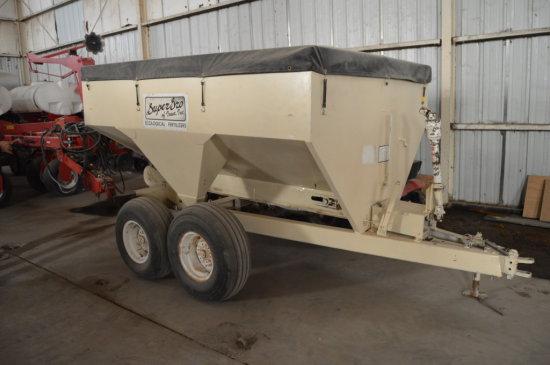 Dempster Clipper 200 Fertilizer Spreader