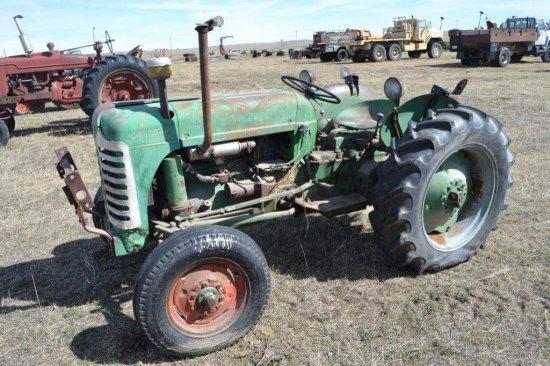 Oliver Super 55 tractor,