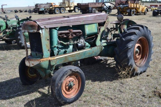 Oliver Tractor, WF,