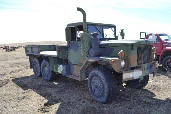 1993 M35A3 Truck,