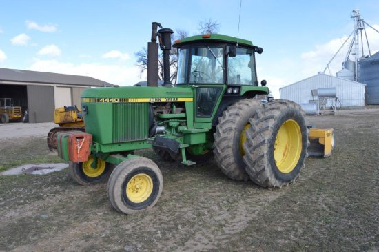 1979 JD 4440 Tractor,