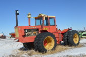 Zane Pavlica Estate Equipment Auction - RING 1
