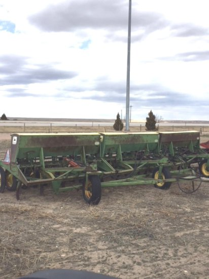 LZ 812 24 ft. Grain Drill, (3-8ft.), 12 in.