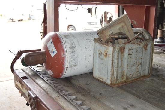 Mdl AEAD-200LE Propane Cutting Torch