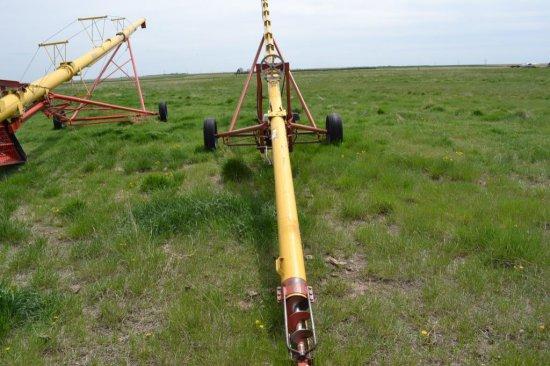 Westfield WR 60-41 Auger, gas engine