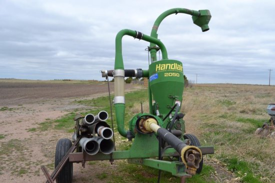 HandleAir 2050 Grain Vac, PTO, works good