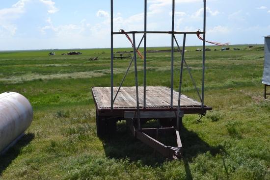 16' Farm Trailer or Truck Axle