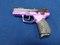 Ruger SR22 TALO Purple 22LR Pistol