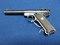 Ruger Mark III Target 22LR Pistol