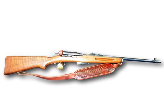 Schmidt Ruben 1911 Carbine 7.5x55 Swiss Carbine