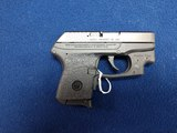 Ruger LCP w/ CT 380 Auto Pistol
