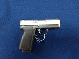 Kahr Arms CW9 9mm Pistol