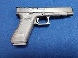 Glock G34 Gen 5 MOS 9mm Pistol