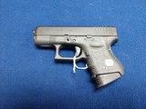 Glock G27 Gen 3 40 SW Pistol