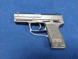 Heckler & Koch USP 40 40 SW Pistol