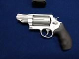 Smith & Wesson Governor SS 45LC/410ga./45AP Revolver