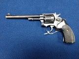 Smith & Wesson 2nd Model 22LR Revolver