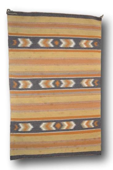 29 x 45.5 Navajo Rug