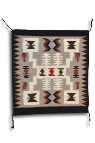27 x 29 Navajo Rug by Alice Maloney Max