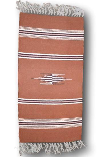 14 x 29 Chimayo Blanket by Ursulo V. Ortiz