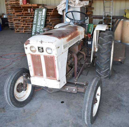 Satoh Tractor, S650G
