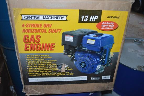 Central Machinery 13 hp Motor     Auctions Online | Proxibid