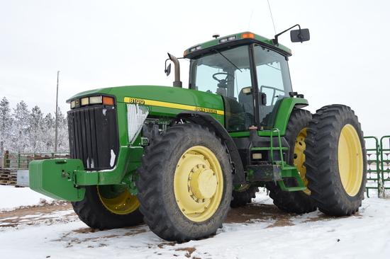 Frerichs Retirement Farm Equipment Auction