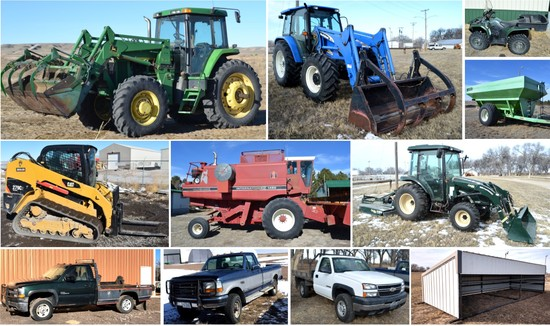 Area Farmer's & Rancher's Auction