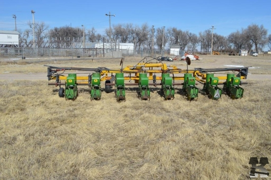 Marvin 8R Stacking Bar w/ 71 Flex Planter Boxes