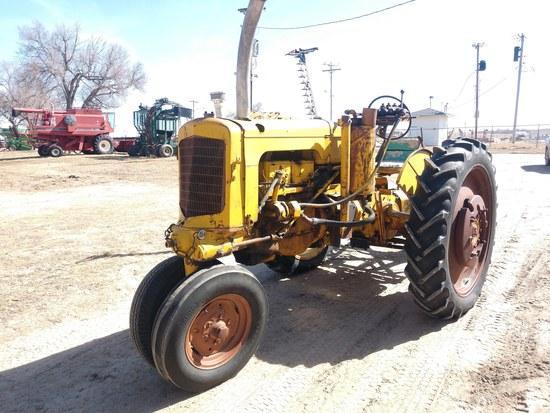 1950 Minneapolis Moline Z Tractor