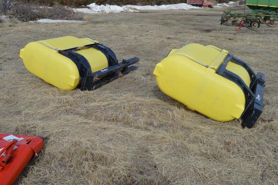 Demco 250 gal. Saddle Tanks off 8410