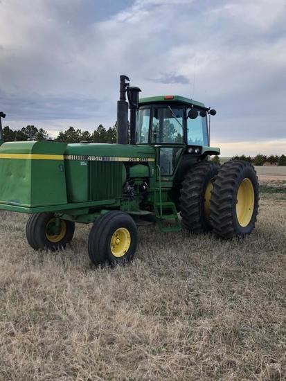 1979 JD 4840 D Tractor