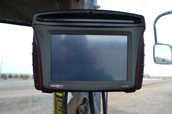 Tremble GPS Unit with FM 750 Display