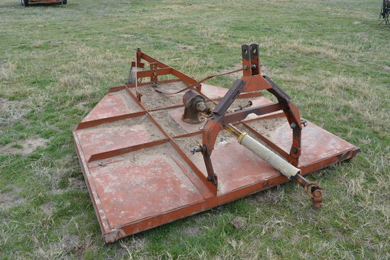 International M602 Rotary Mower