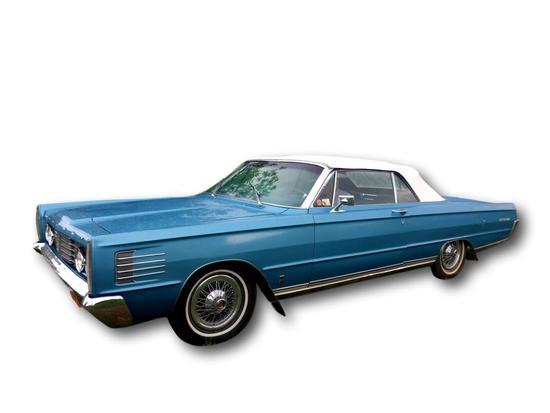 1965 Mercury Parklane 2 Door Convertible,