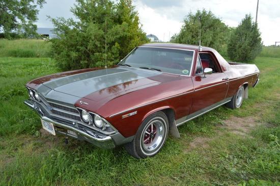 1969 Chevy El Camino,